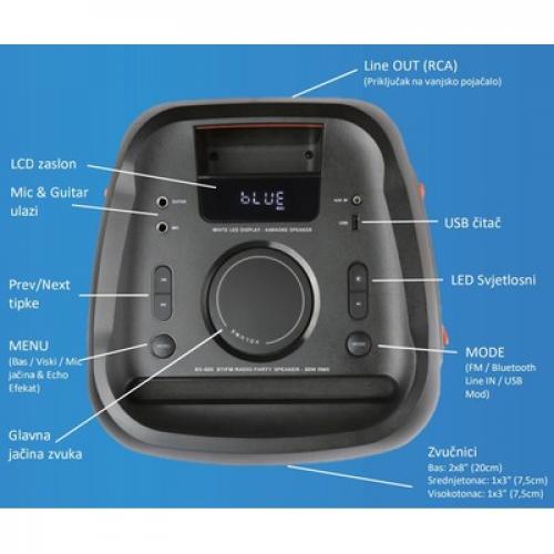 Zvucnik bs-800