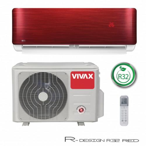 Klima acp-12ch35aeri crvena