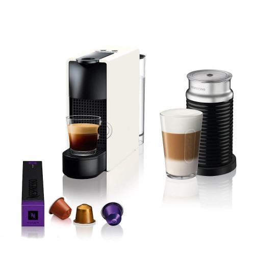 Aparat za kafu ESSENZA mini belii+Aeroccino