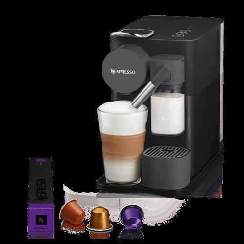 Aparat za kafu lattissima one crni