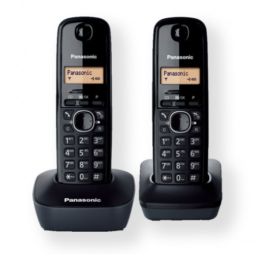 Telefon kxtg1612fxh duo crni