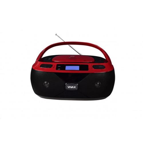 Prenosni radio apm-1040 crveni