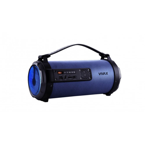 Zvucnik bluetooth bs-101 plavi