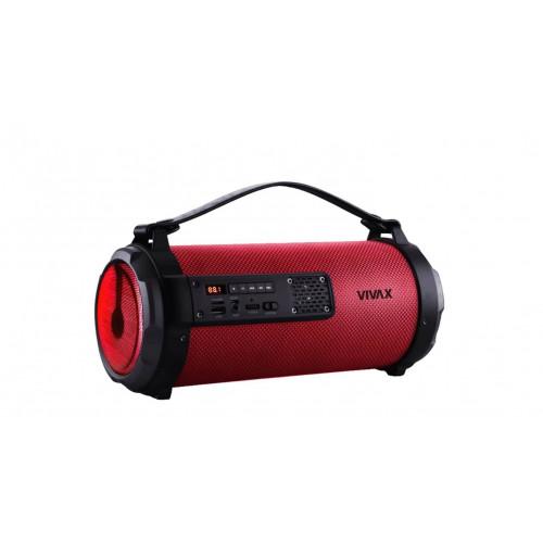 Zvucnik bluetooth bs-101 crveni
