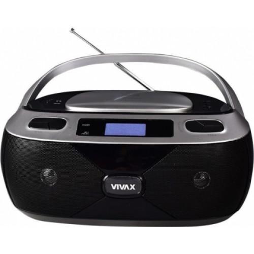 Prenosni radio apm-1040 sivi